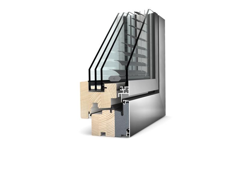 hv 350 holz aluminium. Black Bedroom Furniture Sets. Home Design Ideas